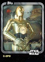 C-3PO - Jabba the Hutt's Interpreter - Base Series 1