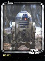 R2-D2 - Astromech Droid (ESB) - Base Series 1