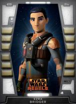 Ezra Bridger - 2020 Base Series 2