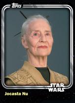 Jocasta Nu - Jedi Archivist - Base Series 1