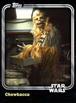 Chewbacca - Wookiee Co-Pilot - Base Series 1
