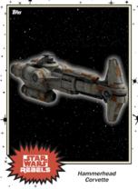 Hammerhead Corvette - Base Series 4 - Rebels