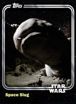 Space Slug - Creature - Base Series 1
