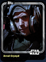 Arvel Crynyd - A-Wing Pilot - Base Series 1
