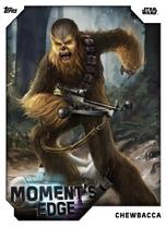 Chewbacca - Moment's Edge