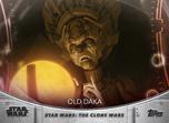 Old Daka - Topps' Women of Star Wars