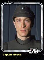 Captain Needa - Imperial Officer - Base Series 1
