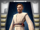 Obi-Wan Kenobi (Clone Wars) - 2020 Base Series 2