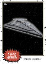 Imperial Interdictor - Base Series 4 - Rebels
