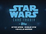 Star Wars: Rogue One Vehicle Series