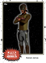Kanan Jarrus - Base Series 4 - Rebels