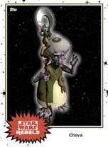 Chava - Base Series 4 - Rebels