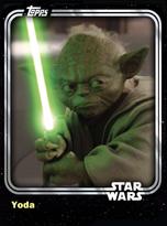 Yoda - Jedi Master (AOTC) - Base Series 1