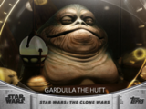 Gardulla the Hutt - Topps' Women of Star Wars