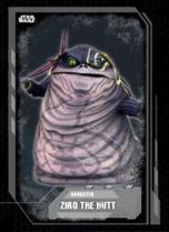 Ziro the Hutt - Galactic Underworld: Animated