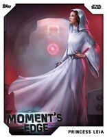 Princess Leia - Moment's Edge