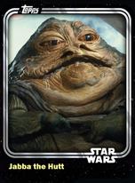 Jabba the Hutt - Gangster - Base Series 1