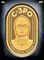 C-3PO - Digital Patches