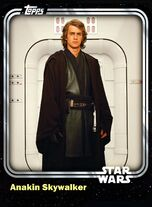 Anakin Skywalker - Jedi Knight - Base Series 1