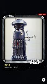 FX-7 - Medical Droid - Base Series 1
