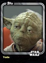 Yoda - Jedi Council - Base Series 1
