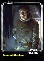 General Rieekan - Rebel Alliance - Base Series 1