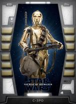 C-3PO - 2020 Base Series
