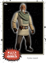 Ryder Azadi - Base Series 4 - Rebels
