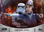 Maketh Tua - Topps' Women of Star Wars