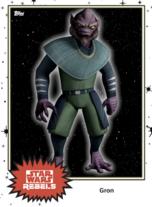 Gron - Base Series 4 - Rebels