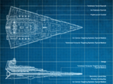 Star Destroyer - Blueprints