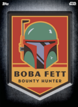 Boba Fett - Digital Patches