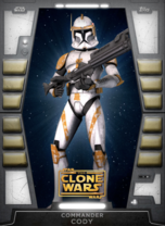 Commander Cody - 2020 Base Series