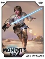 Luke Skywalker - Moment's Edge