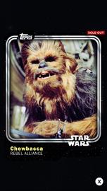 Chewbacca - Rebel Alliance - Base Series 1