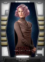 Vice Admiral Holdo - 2020 Base Series 2