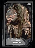Hermi Odle - Galactic Underworld: Live-Action
