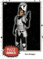 Ezra Bridger - Base Series 4 - Rebels