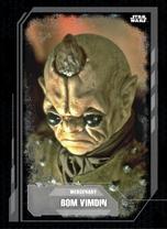 Bom Vimdin - Galactic Underworld: Live-Action