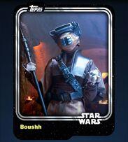 Boushh - Bounty Hunter - Base Series 1