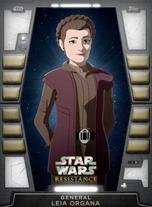 General Leia Organa - 2020 Base Series 2