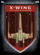 X-wing Starfighter - Digital Patches
