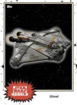 Ghost - Base Series 4 - Rebels