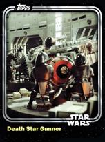 Death Star Gunner - Galactic Empire - Base Series 1