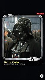 Darth Vader - Death Star Inspection - Base Series 1