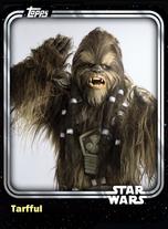 Tarfful - Wookiee General - Base Series 1