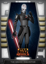 The Grand Inquisitor - 2020 Base Series