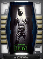 Han Solo in Carbonite - 2020 Base Series 2