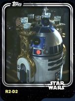 R2-D2 - Jabba's Sail Barge - Base Series 1