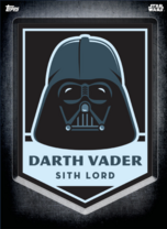 Darth Vader - Digital Patches